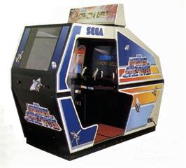Arcade Cabinet for Astron Belt.