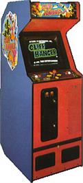 Arcade Cabinet for Cliff Hanger.