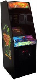 Arcade Cabinet for Dragon's Lair.