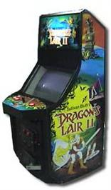 Arcade Cabinet for Dragon's Lair 2.