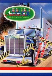Box cover for American Truck on the MSX.