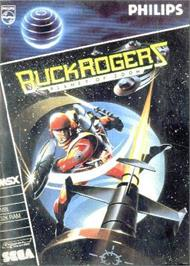 Box cover for Buck Rogers: Planet of Zoom on the MSX.