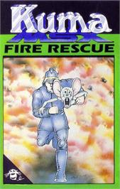 Box cover for Fire Rescue on the MSX.