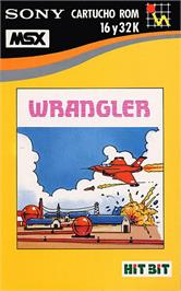 Box cover for Wrangler on the MSX.