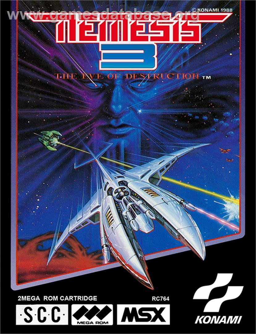 Metal Slug, Mas alla de las estrellas - Página 3 Nemesis_3-_The_Eve_of_Destruction_-_1987_-_Konami