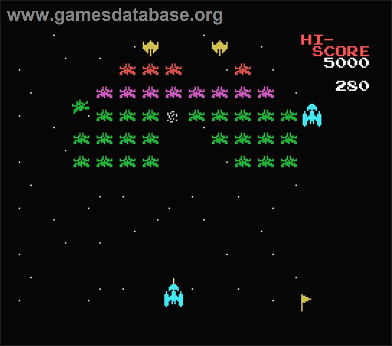 El PRIMER Videojuego que jugaste en tu vida Galaxian_-_1984_-_Bug-Byte_Software