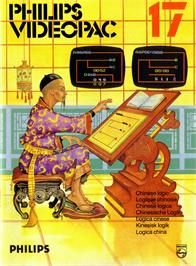 Box cover for Chinese Logic on the Magnavox Odyssey 2.