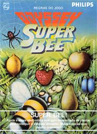 Box cover for Super Bee on the Magnavox Odyssey 2.