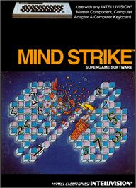 Box cover for Mind Strike on the Mattel Intellivision.