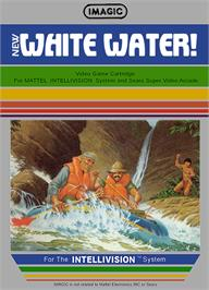 Box cover for White Water on the Mattel Intellivision.