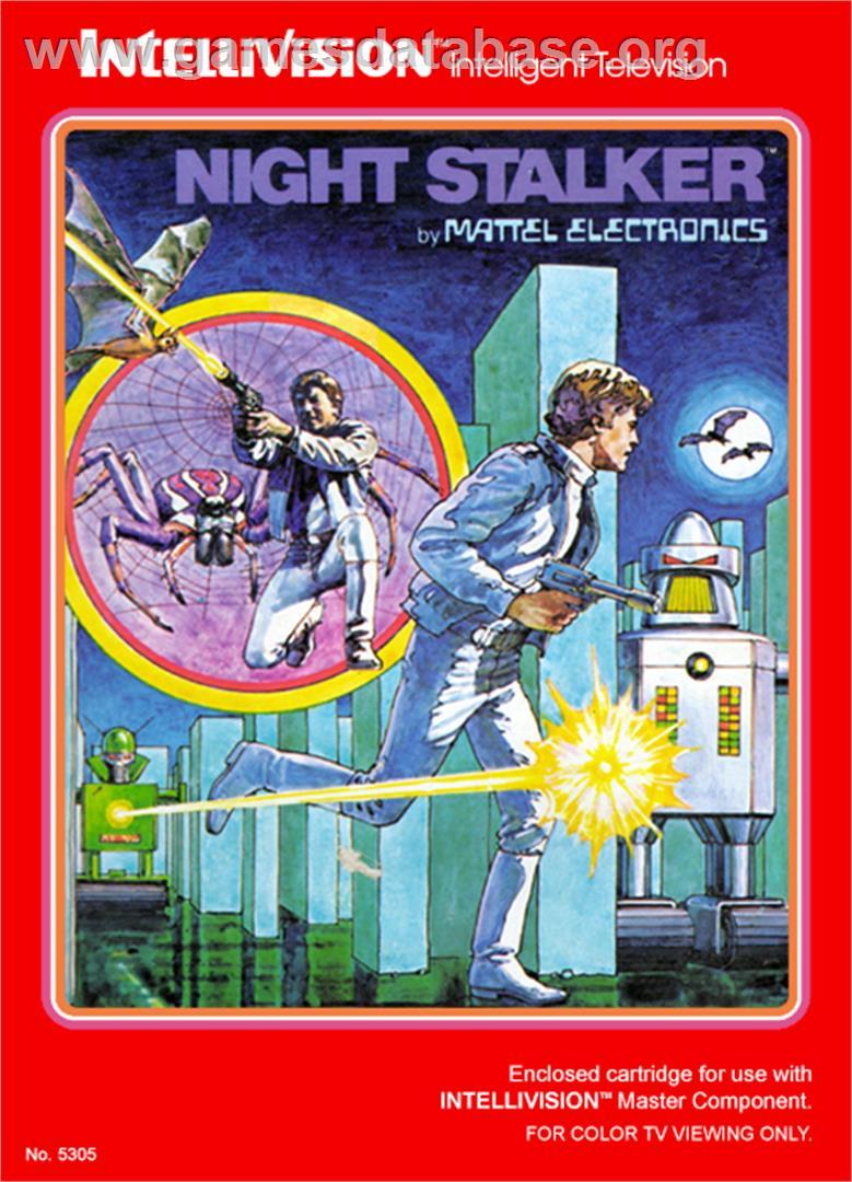 Night Stalker - Mattel Intellivision - Games Database