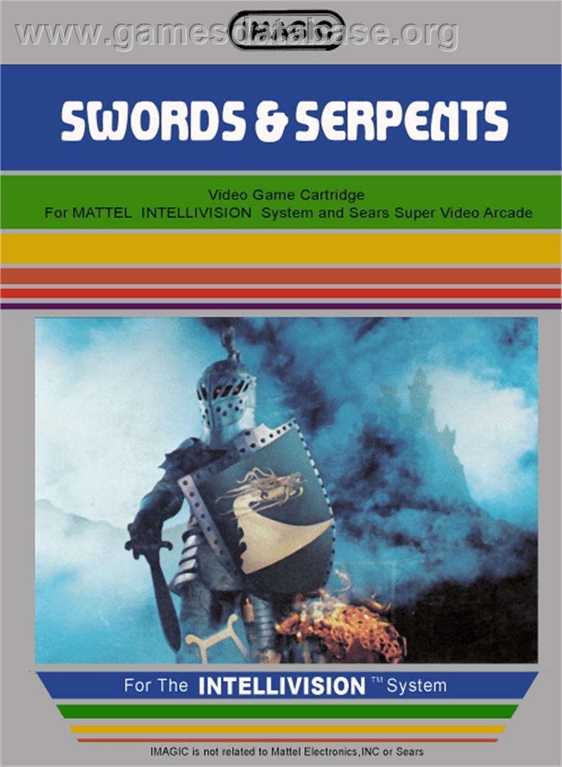 Swords and Serpents - Mattel Intellivision - Games Database