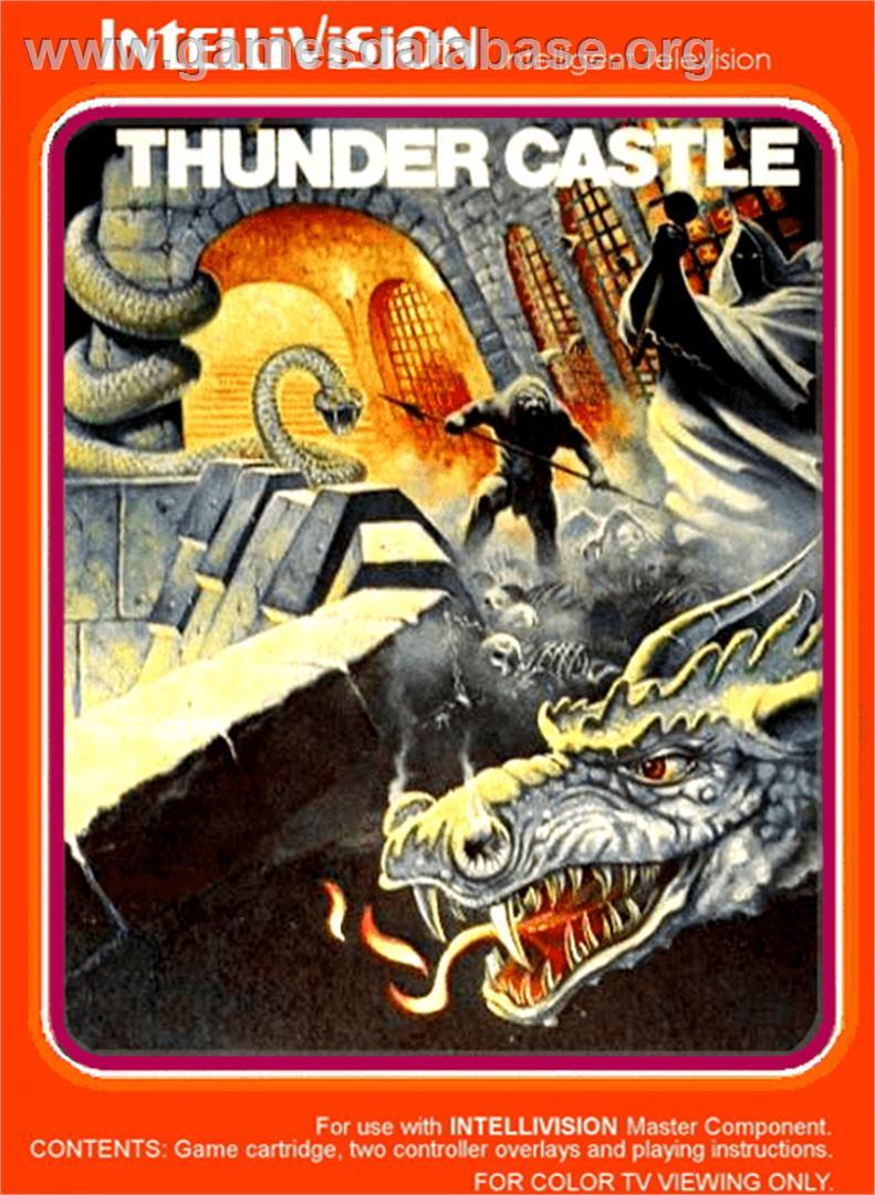 Thunder Castle - Mattel Intellivision - Games Database