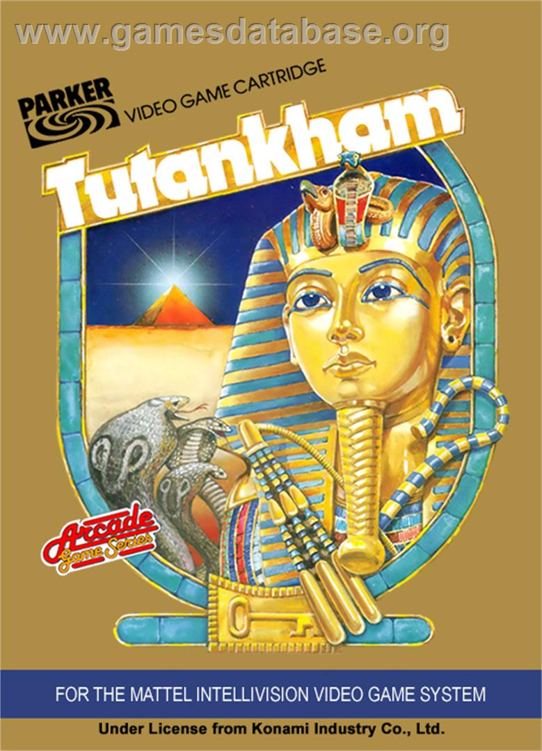 Tutankham - Mattel Intellivision - Games Database