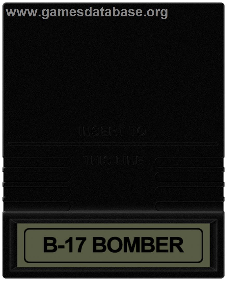 B-17 Bomber - Mattel Intellivision - Games Database