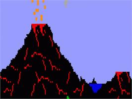 In game image of Fathom on the Mattel Intellivision.