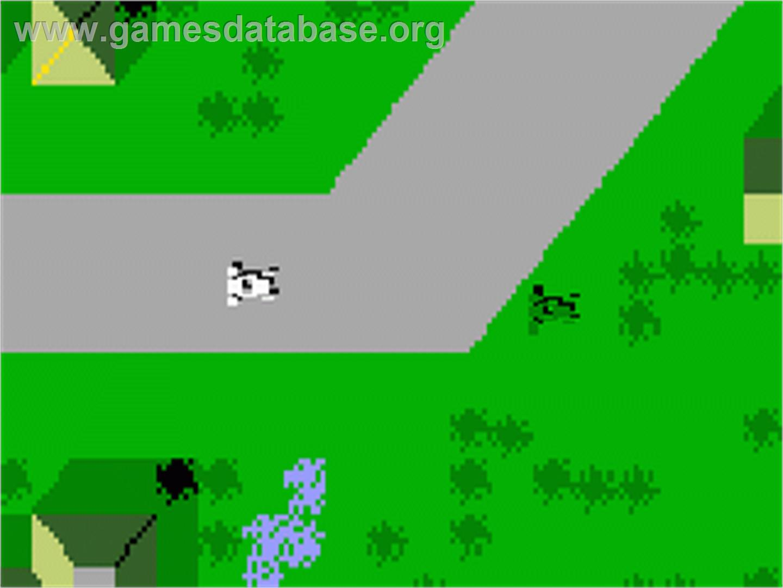 Auto Racing - Mattel Intellivision - Games Database