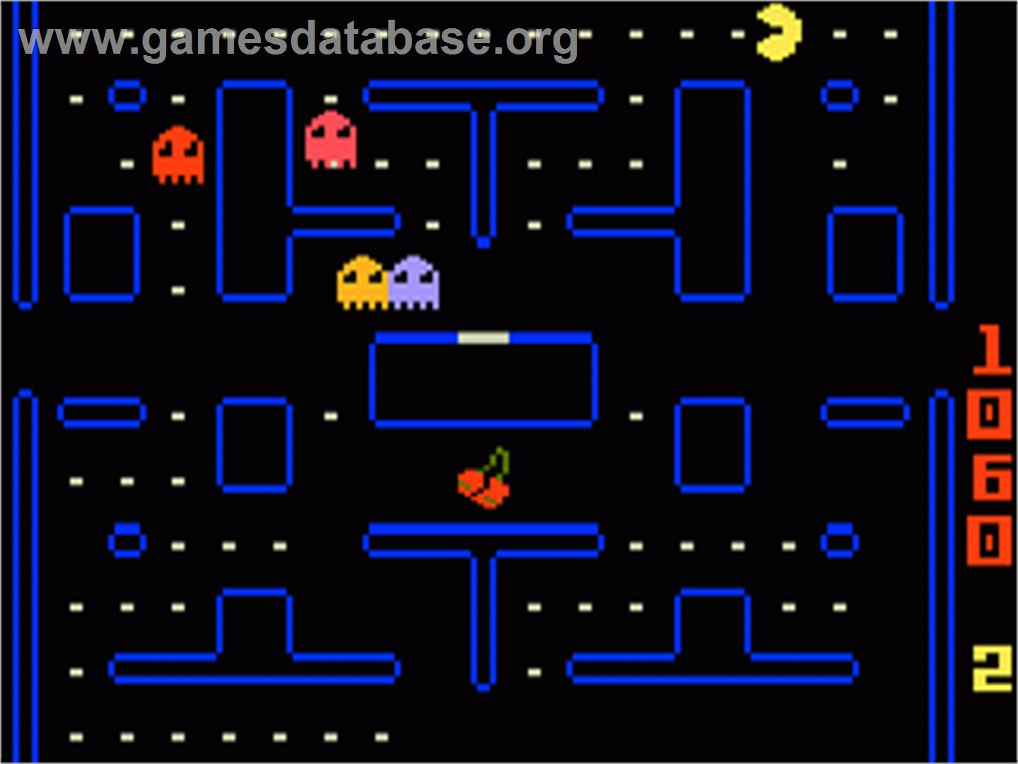 Play Pacman Game by Google