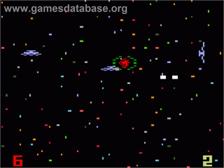 Space Battle - Mattel Intellivision - Games Database