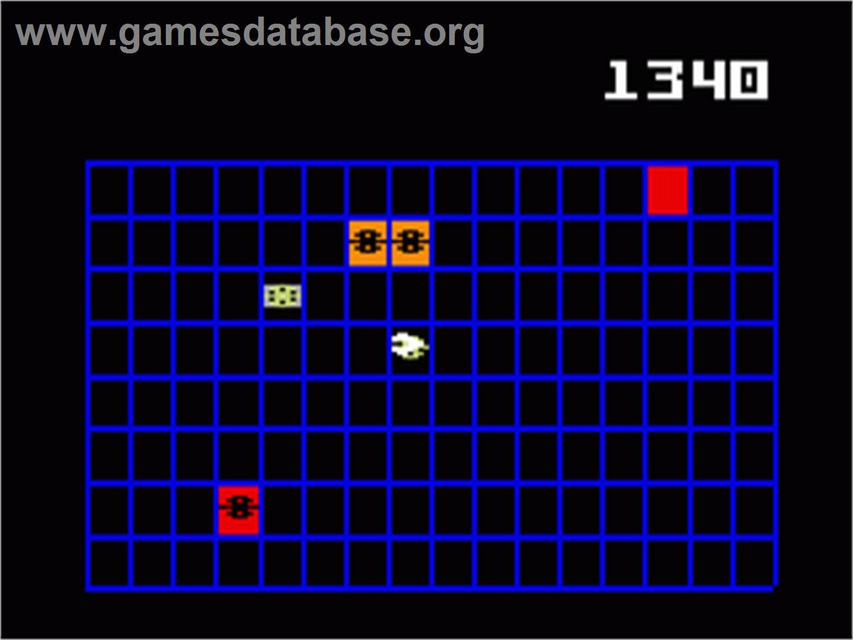 Space Spartans - Mattel Intellivision - Games Database