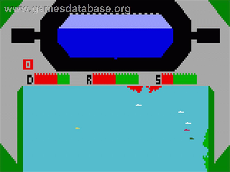 Sub Hunt - Mattel Intellivision - Games Database