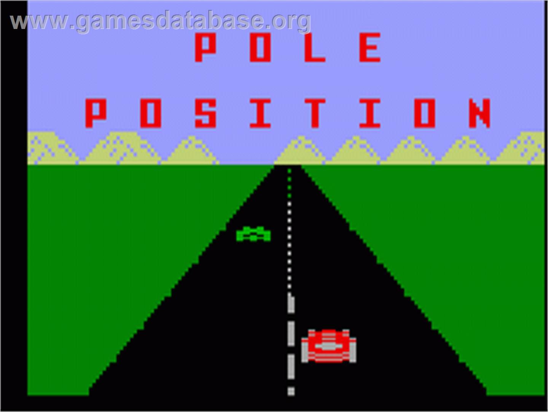 Pole Position - Mattel Intellivision - Games Database