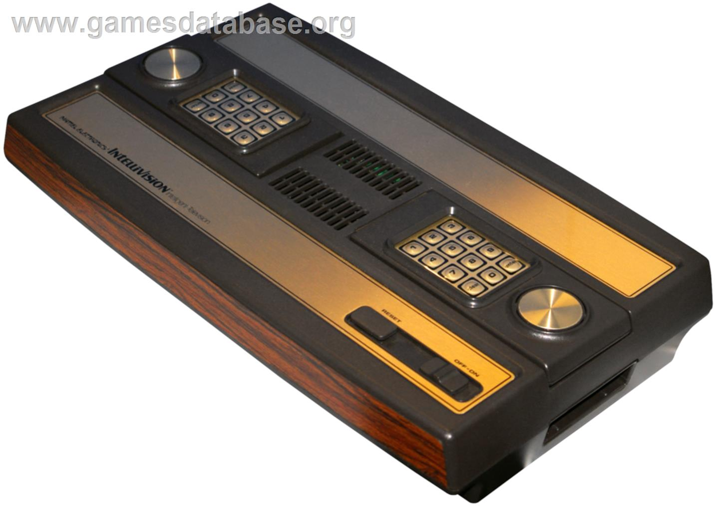 About - Mattel Intellivision - Games Database