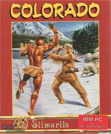 Box cover for Colorado on the Microsoft DOS.
