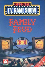 Box cover for Family Feud on the Microsoft DOS.
