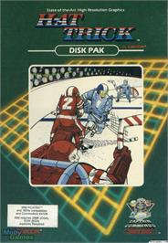 Box cover for Hat Trick on the Microsoft DOS.