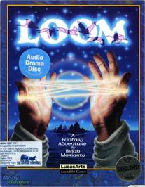 Box cover for Loom on the Microsoft DOS.