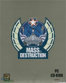 Box cover for Mass Destruction on the Microsoft DOS.