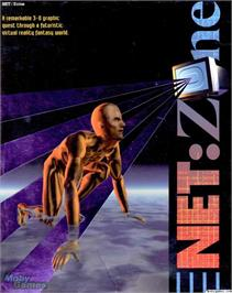 Box cover for NET Zone on the Microsoft DOS.