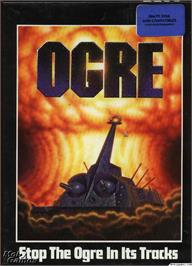 Box cover for Ogre on the Microsoft DOS.