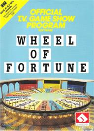 Box cover for Wheel of Fortune on the Microsoft DOS.