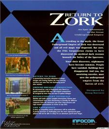 Return to Zork - Microsoft DOS - Games Database