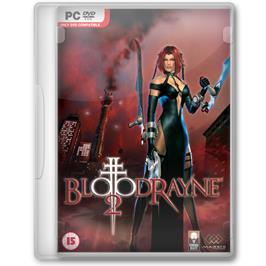 Box cover for Bloodrayne 2 on the Microsoft Windows.