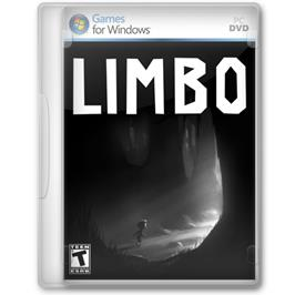 Box cover for Limbo on the Microsoft Windows.