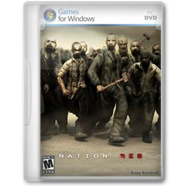 Box cover for Nation Red on the Microsoft Windows.