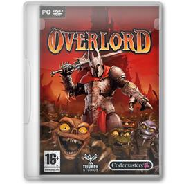 Box cover for Overlord on the Microsoft Windows.