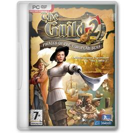 Box cover for The Guild II - Pirates of the European Seas on the Microsoft Windows.