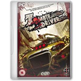 Box cover for Zombie Driver HD on the Microsoft Windows.