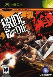 Box cover for 187: Ride or Die on the Microsoft Xbox.