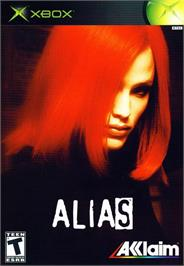 Box cover for Alias on the Microsoft Xbox.