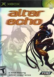 Box cover for Alter Echo on the Microsoft Xbox.