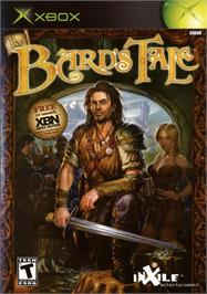 Box cover for Bard's Tale on the Microsoft Xbox.