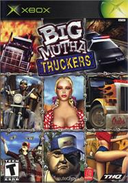Box cover for Big Mutha Truckers on the Microsoft Xbox.