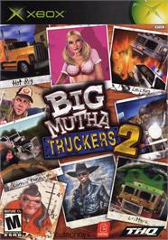 Box cover for Big Mutha Truckers 2: Truck Me Harder on the Microsoft Xbox.