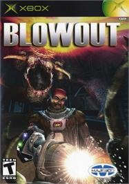 Box cover for Blowout on the Microsoft Xbox.