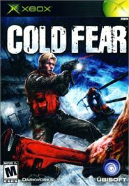 Box cover for Cold Fear on the Microsoft Xbox.